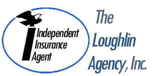 Logo, The Loughlin Agency, Inc., Insurance Company in Utica, New York